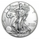2016 1 ounce American Silver Eagle Round