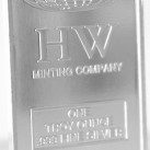 TEN 1 ounce HW Minting Company .999 Fine Silver Bars