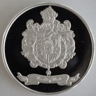 "1 ounce HWMC Heraldry Mint Silver Round ""Spain"""