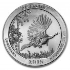 2015 5 oz Silver ATB Kisatchie National Forest, Louisiana