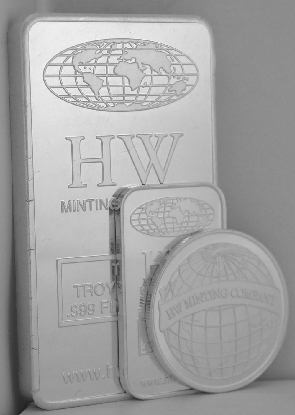 HW Minting Co Silver