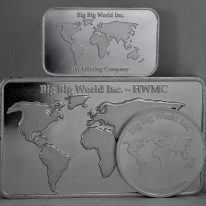 Big Big World Silver